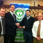 Crop Nutrition Course Award 2012