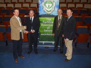 Crop Nutrition Course Award 2011