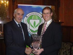 Fertilizer Association Special Merit Award 2012