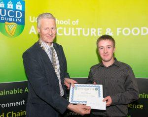 UCD Soil Science Award Winner 2015
