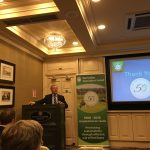 Minister Michael Creed launches the FAI 50th Anniversary Programme of Events for 2018