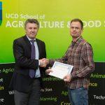 UCD Soil Science Award Winner 2017