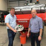 Precise Application of Fertilizers Workshop – Teagasc, Ballyhaise College, Co. Cavan, Thursday 24th May